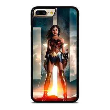 WONDER WOMAN GAL GADOT iPhone 7 Plus Case Cover