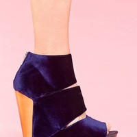 Coraline Platform Wedge in  What's New at Nasty Gal