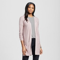 Women's Open Cardigan Sweater - Mossimo™ : Target