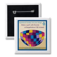 Bargello Bowl Pin from Zazzle.com