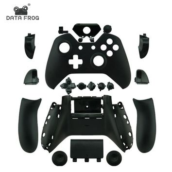 Data Frog For Microsoft Xbox One Cases Custom Replacement Housing For Xbox One Shell With Buttons For Wireless Controlle Gamepad
