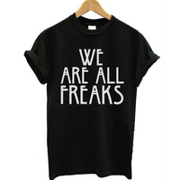 We Are All Freaks