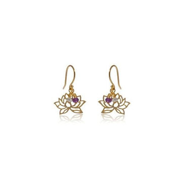 Unlimited Potential Earrings • Gold Vermeil