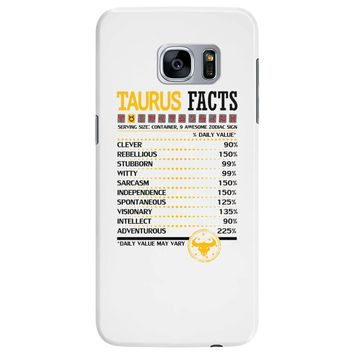 Taurus Facts Servings Per Container Samsung Galaxy S7 Edge