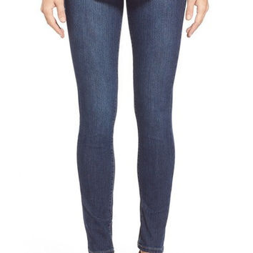 Nora Pull-On Stretch Skinny Jeans