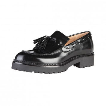 Made in Italia Lorella Leather Moccasins