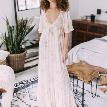 Seas The Day Maxi Dress
