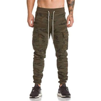 DCCKON3 men trousers harem sweatpants slacks casual jogger dance sportwear baggy 1