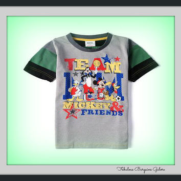 Team Mickey & Friends Top