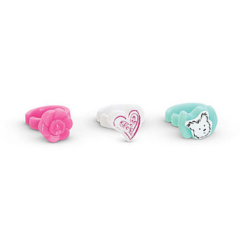 American Girl® Accessories: 3-in-1 Ring Set