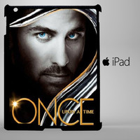 Once Upon A Time Captain Hook iPad 2, iPad 3, iPad 4, iPad Mini and iPad Air Cases - iPad