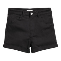 Twill Shorts - from H&M