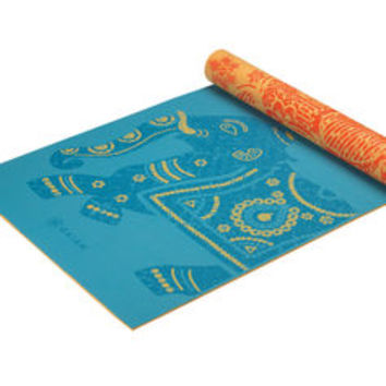 Elephant Reversible Yoga Mat (5mm) - Gaiam