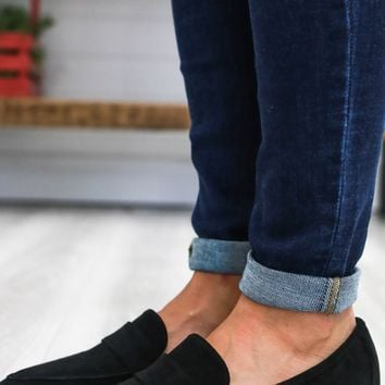 Kathleen Loafers - Black