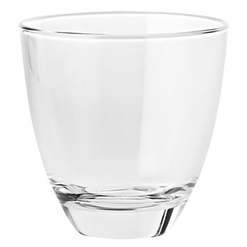 Majestic Gifts E64661-S6 Quality Glass Old Fashioned Tumbler 8 oz. Set of 6