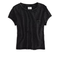 AEO Women's Destroyed P