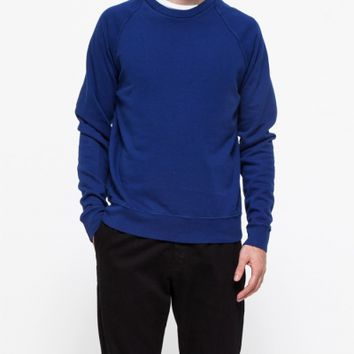 Dana Lee Cotton/Cashmere Sweatshirt