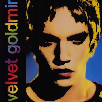 Velvet Goldmine 11x17 Movie Poster (1998)