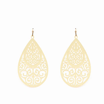 Golden Dew Earrings