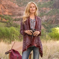 Left Bank Cardigan