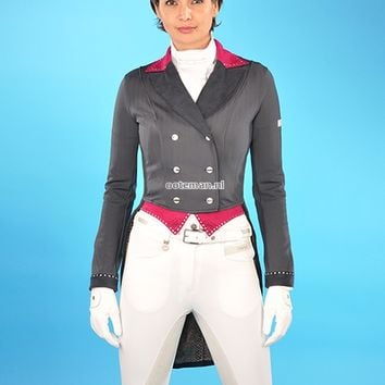 Animo Dressage Tailcoat Liberal Ocean   Ooteman Equestrian