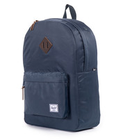 Herschel Supply Co.: Heritage Nylon Backpack - Navy
