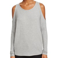 CHASERThermal Cold Shoulder Tee