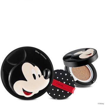 THE FACE SHOP x Disney Mickey Mouse BB Power Perfection Cushion SPF50+ PA+++