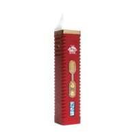 Herbal Vaporizer - Red & Gold Edition