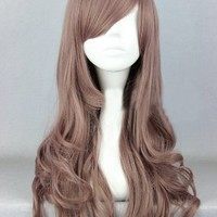 Topbill Fashion Anime Long Curly Wave Lolita of Cosplay Wigs