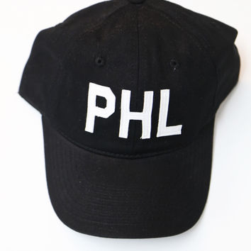 Aviate Ball Cap PHL {Black}