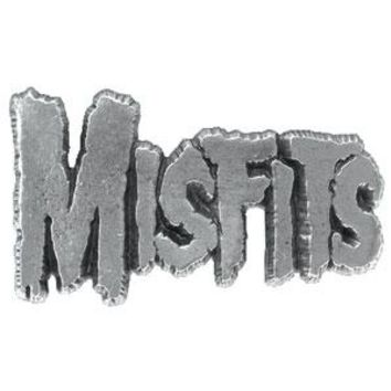 Misfits Men's Belt Buckle Silver