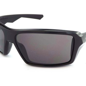 GENUINE OAKLEY EYEPATCH (EX-DISPLAY) Pol Black/Warm Grey 03-570 sunglasses.