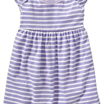 Old Navy Cap Sleeve Jersey Dresses For Baby