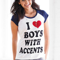 I Heart Boys with Accents