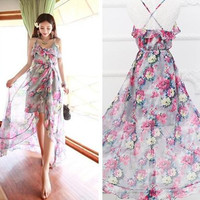 S/M/L Dancing Waltz Long Dress SP152315