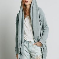 Free People Womens Big Chill Cardi