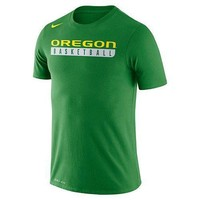 NWT - Men's Nike Oregon Ducks Basketball Practice Dri-FIT T-Shirt - Size XL & L