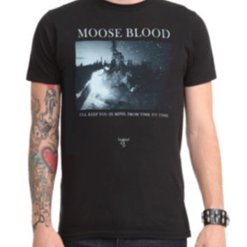 Moose Blood Keep You In Mind T-Shirt