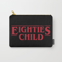 Eighties Child Carry-All Pouch by g-man