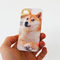 Shibe Doge Blank. iPhone 4 case . iPhone 5 case