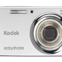 Kodak EasyShare M532 14 MP Digital Camera with 4x Optical Zoom and 2.7-Inch LCD - Silver
