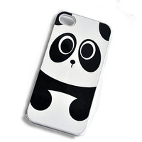 IPhone Case Baby Panda Bear iPhone Hard Case by TheCuriousCaseLLC