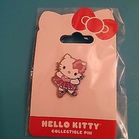 Hello Kitty RARE ballerina Collectible pin