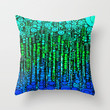 :: Party By The Sea :: Throw Pillow by GaleStorm Artworks