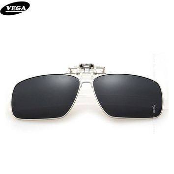 VEGA Polarized Fit Over Glasses Sunglasses With Box Clip On Sunglasses Flip Up Eyewear Wrap Over Eyewear HD Vision UV400 5-8