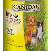 Canidae Life Stages Chicken & Rice Dog Can Food 12/13oz