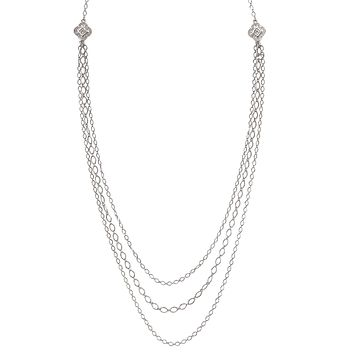 SECOND: JOLIE Long Layered Necklace