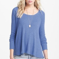 Free People 'Rockabilly' Raglan Sleeve Top | Nordstrom