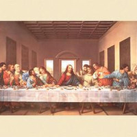 The Last Supper 20x30 poster